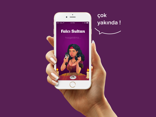 Falcı Sultan App